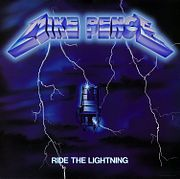 Группа Metallica, альбом Ride the Lightning