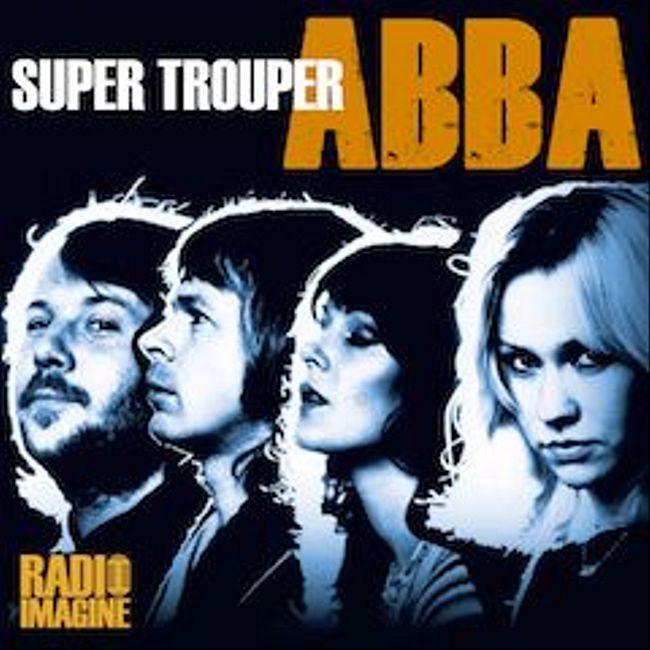 "Benny Andersson - альбом ""Piano"" (2017) в программе ""Super Trouper"". (040)"
