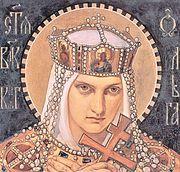 X век - Святая равноапостольная княгиня Ольга