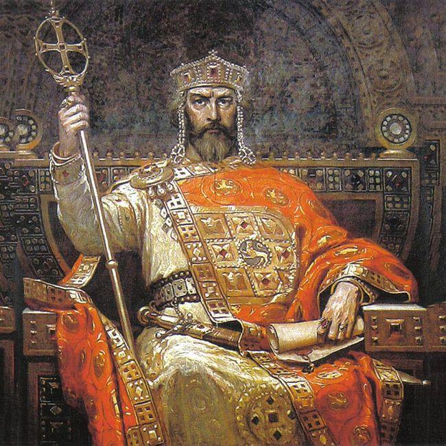 X век - Святой равноапостольный князь Владимир