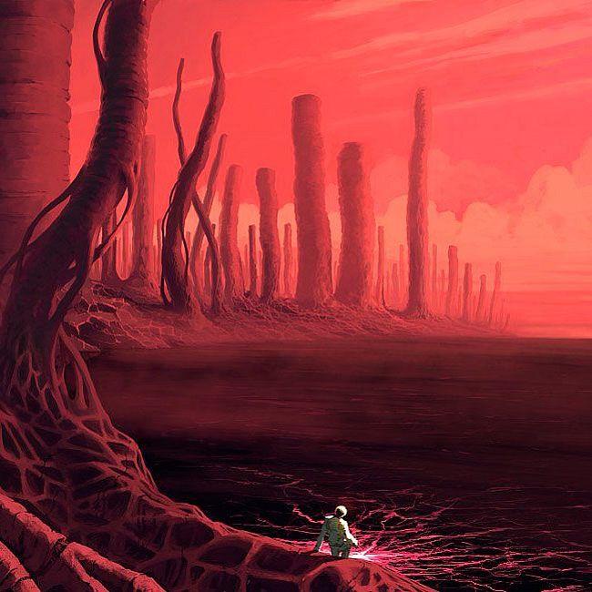 04 Человек с Марса (Станислав Лем)