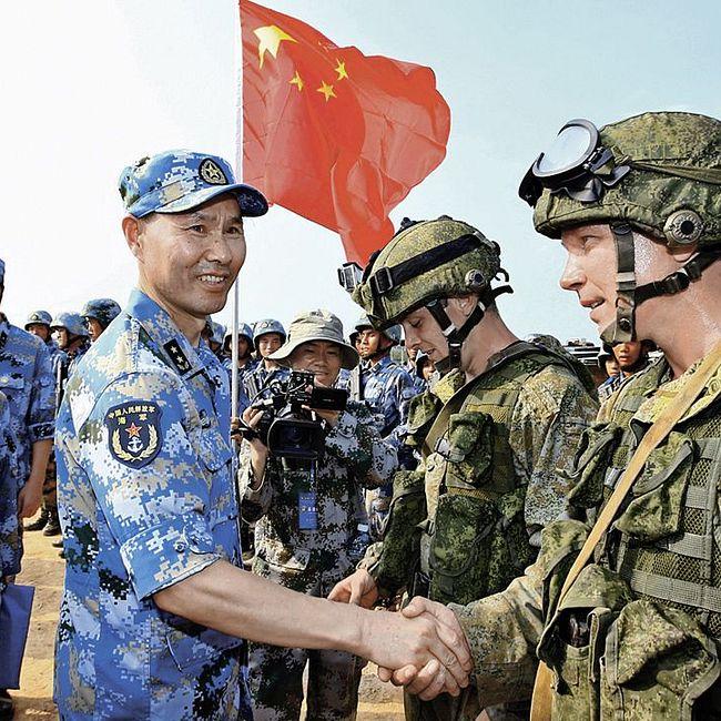 Как Россия и Китай будут совместно противостоять англосаксонскому миру
