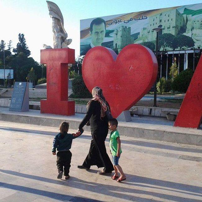 Евгений Белаш о поездке в Сирию