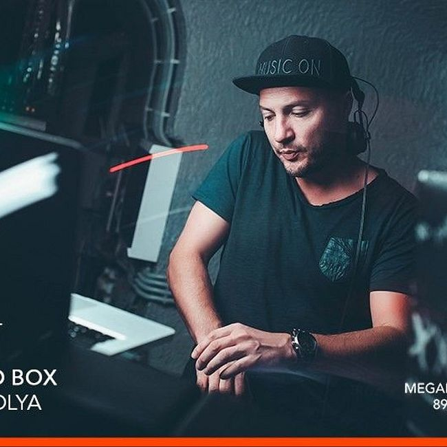 Kolya - Recordbox @ Megapolis 89.5 FM 07.02.2020 #895