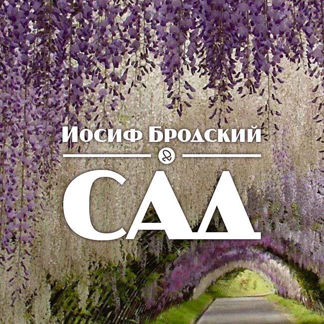 """Иосиф Бродский """"Сад"""""""