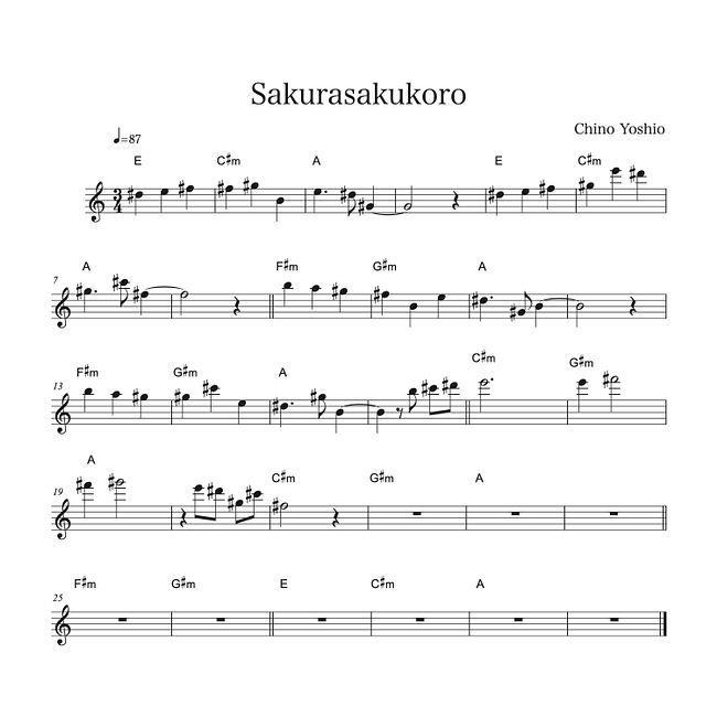 Sakurasakukoro (2020)