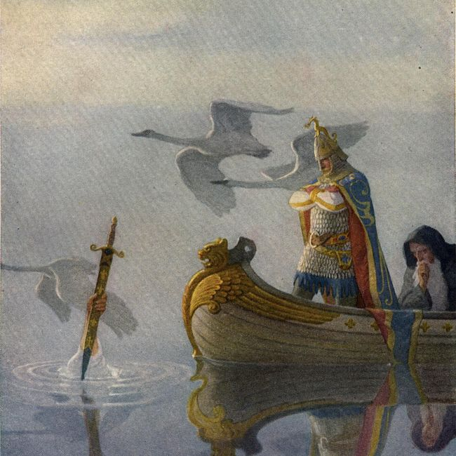 Все так : Король Артур: миф иреальность