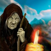 Сказки народов мира: Три светильника (польская сказка)