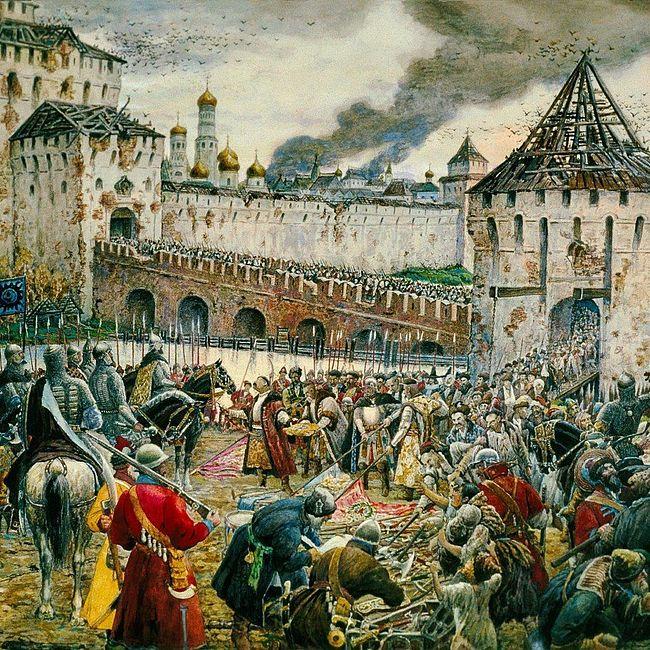 Смутное время истории России (007)