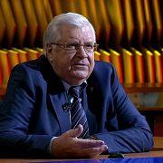 Гость Михаил Горшков. Познер. Выпуск от 11.03.2019