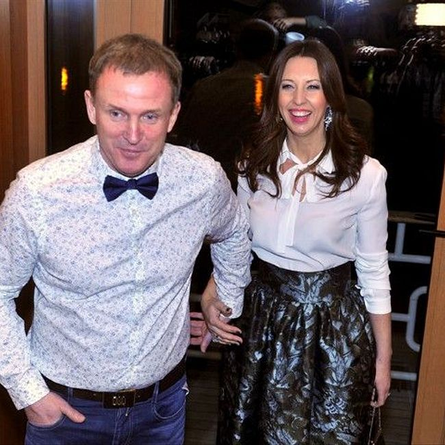 Наталья Сенчукова: Наш 26-летний брак с Витей Рыбиным держится на умении обсуждать проблемы и шутить