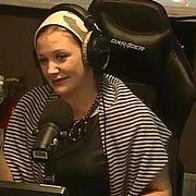 Певица Анна Волкова