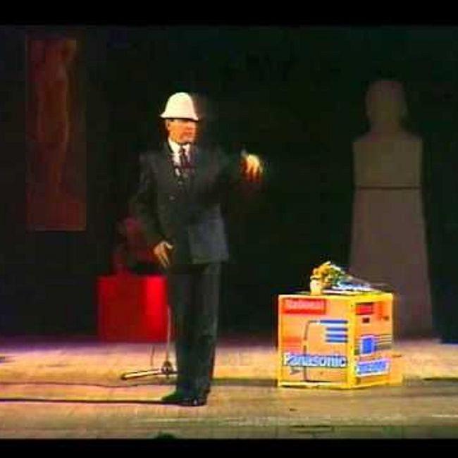 "Е.Петросян - монолог ""Самые, самые"" (1991)"