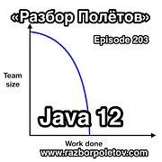 Episode 203 — Java Digest — Java 12