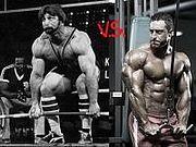 Кто сильнее: пауэрлифтеры или бодибилдеры? (32)
