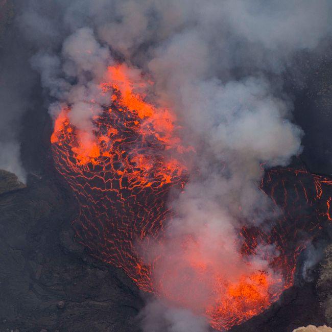 Вулканы на Земле и в космосе