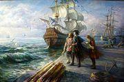 Становление петровского флота