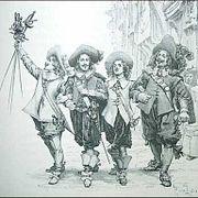 «А. Дюма «Три мушкетёра», 1 часть».