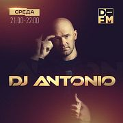 Dj Antonio - Dfm MixShow 166 #166