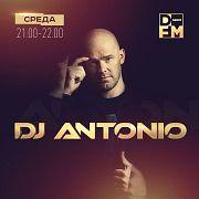 Dj Antonio - Dfm MixShow 168 #168