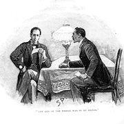 4. Глория Скотт (Артур Конан Дойл) (1877)