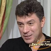"""Немцов о том, почему хотел пересадить чиновников с """"мерседесов"""" на """"волги"""""""