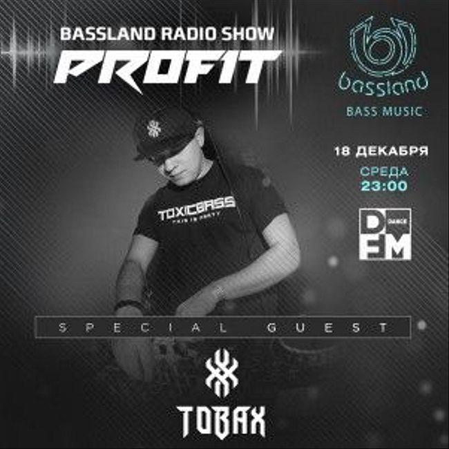 Bassland Show @ DFM (18.12.2019) - Special guest Tobax. Neurofunk