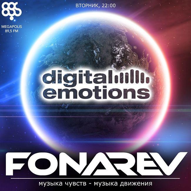 Fonarev  - Digital Emotions # 460. Yotto Live at Ziggo Dome, Amsterdam