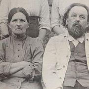 Константин и Варвара Циолковские