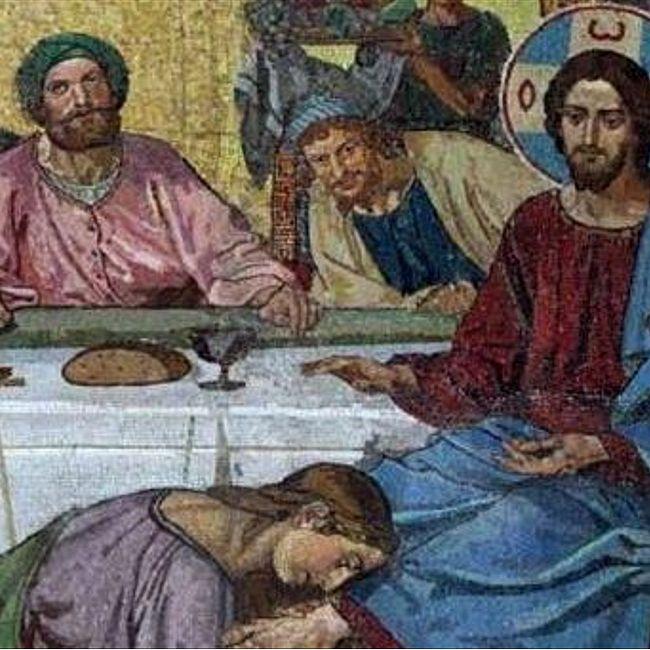 Мк., XIV, 3-9 (прот. Павел Великанов)
