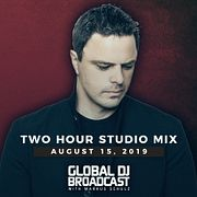Global DJ Broadcast: Markus Schulz 2 Hour Mix (Aug 15 2019)