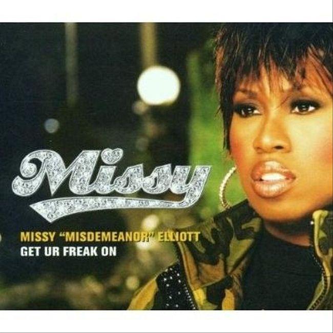 Missy Elliot & Biscits - Get Your Freak (D' Luxe Mash Up) Cut