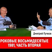 Пётр Лидов — Роковые восьмидесятые. 1981, часть вторая