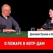Олеся Орленко о пожаре в Нотр-Дам