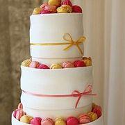 Мода на сладкое — выбираем свадебный торт