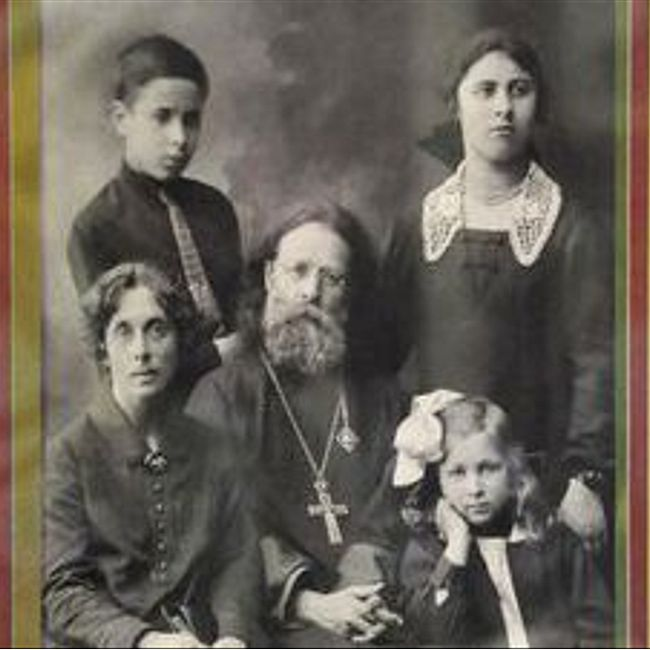 Григорий и Антонина Сербариновы