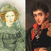 Александр и Маргарита Тучковы