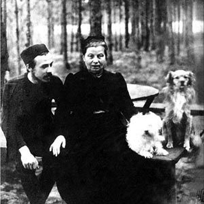 Василий и Анисья Ключевские