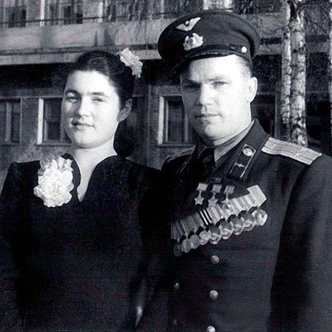 Иван и Вероника Кожедубы
