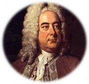 crypt : 025 George Frideric Handel