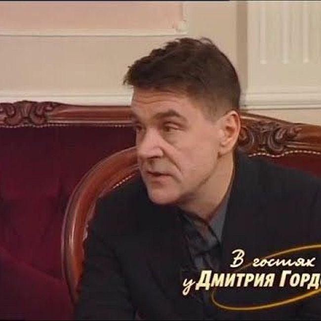 Маковецкий: Киев и Москва очень гармонично во мне существуют