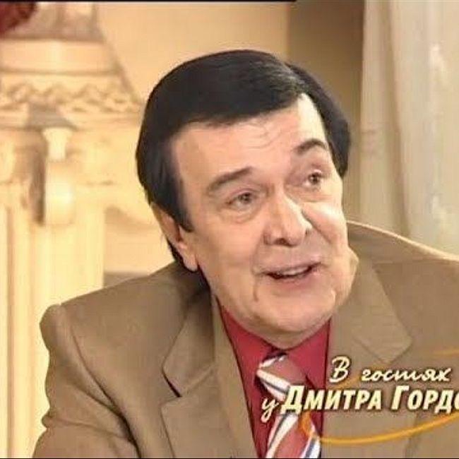 """Магомаев: Соблазна остановиться и сказать: """"Я уже всего достиг!"""" — у меня не было"""