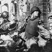 Против русских в Сталинградской битве сражалась половина Европы