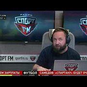 Николай Писарев - 6-кратный ЧР по футболу, в гостях у 100% Утра. 08.08.18