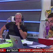 100% Футбола с Ринатом Билялетдиновым и Константином Геничем. 08.08.18