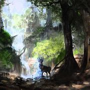 Chillout/Psychill/Ambient Mix (Therapist - Forested Enchants)