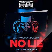 Sean Paul feat. Dua Lipa – No Lie (Denis First Remix)