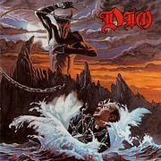 Группа Dio, альбом Holy Diver