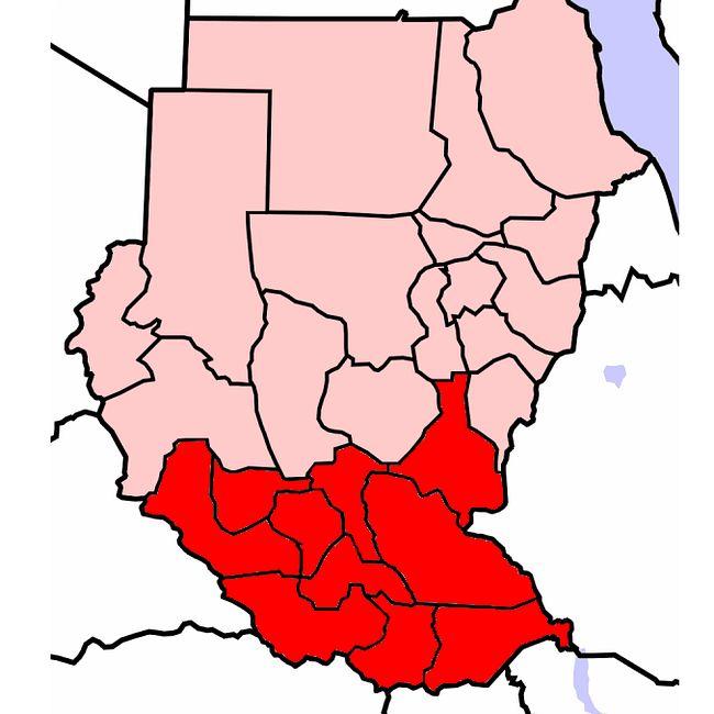 Гражданские войны в Судане