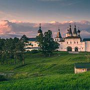 От Великого Устюга до Ферапонтово: история путешествия